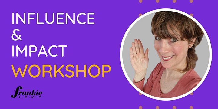 Increase your Influence and Impact image