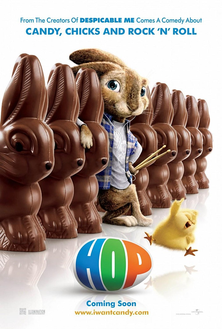 Movies Under the Stars:  Hop (Easter movie), Surfers Paradise - Free image