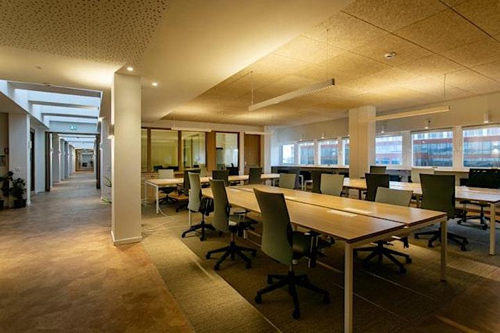 Image pour Offre de coworking spécial étudiants.es