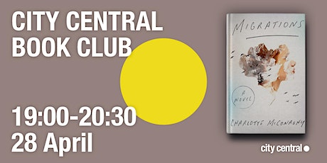 City Central Book Club: Migrations tickets