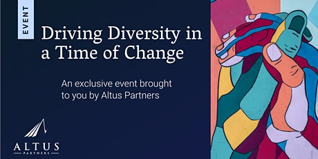 Driving Diversity in a Time of Change tickets