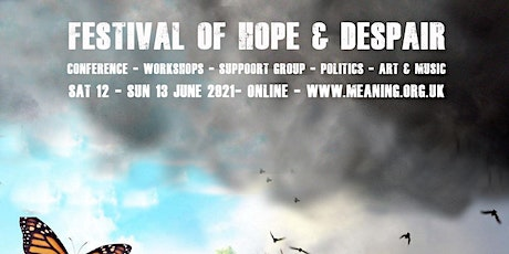 Festival of Hope & Despair tickets