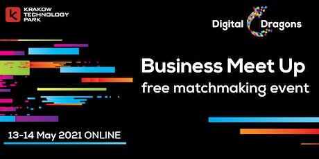 Digital Dragons Business Meet Up tickets