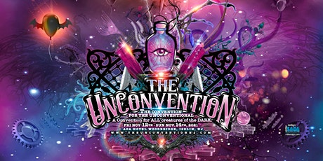 The Unconvention 2021 ft. The Genitorturers, Mr Kitty, Ego Likeness & more! tickets