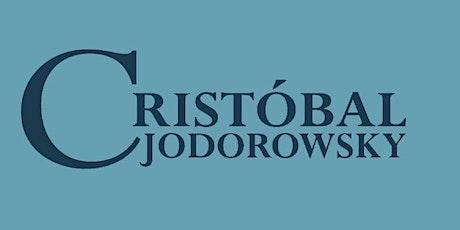 Cristobal Jodorowsky consulte personali con atti psicomagici biglietti