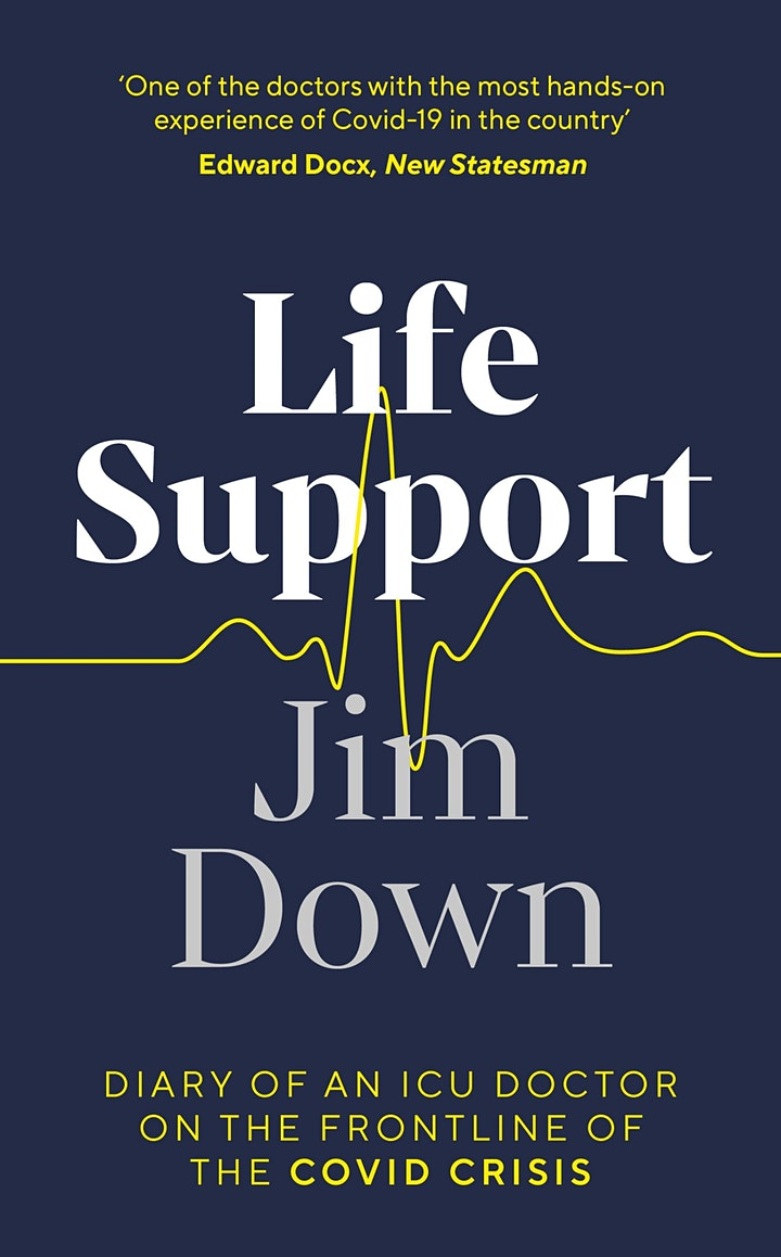 Life Support – An ICU Doctor Reports On The Frontline of the COVID Crisis image