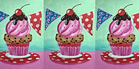 Easely Does It - Cupcake Kitsch- with Toni +14 day recording tickets