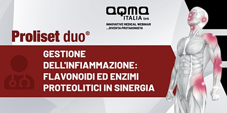 Proliset duo: un valido supporto nella gestione dell'infiammazione biglietti