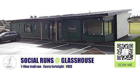 Social Run @ Glasshouse - 13th May2021 - 6.30pm tickets
