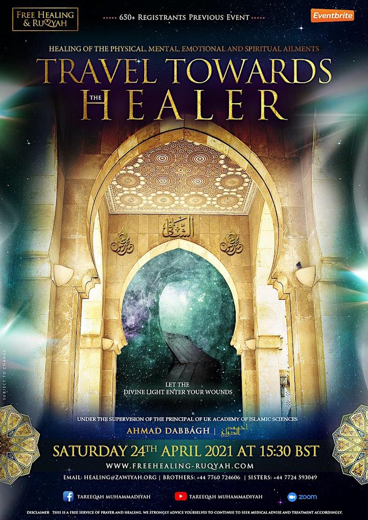 Spiritual Healing & Ruqyah image