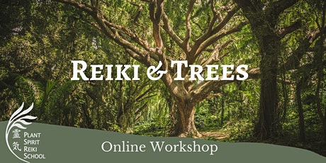 Connecting with Trees in Reiki Practice tickets