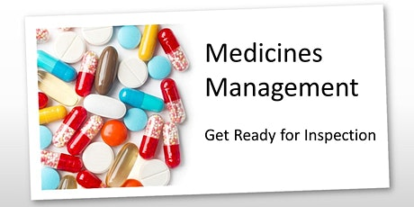 Medicines Management Webinar tickets