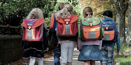 Webinar: Navigating the Swiss School System from Kindergarten to Highschool tickets