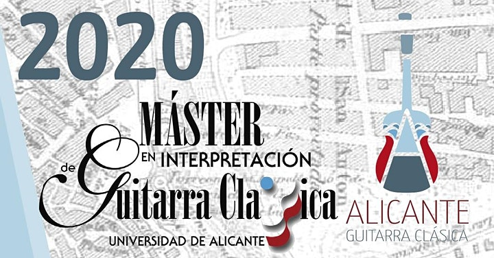 Imagen de Máster Guitarra Clásica RECITAL DE MÚSICA ESPAÑOLA (MENUTSBARRIS)Concierto