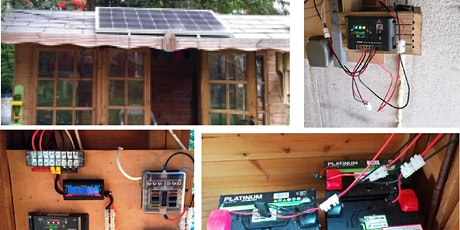 Introduction to Small Solar Power Systems - 17th April 2021 tickets