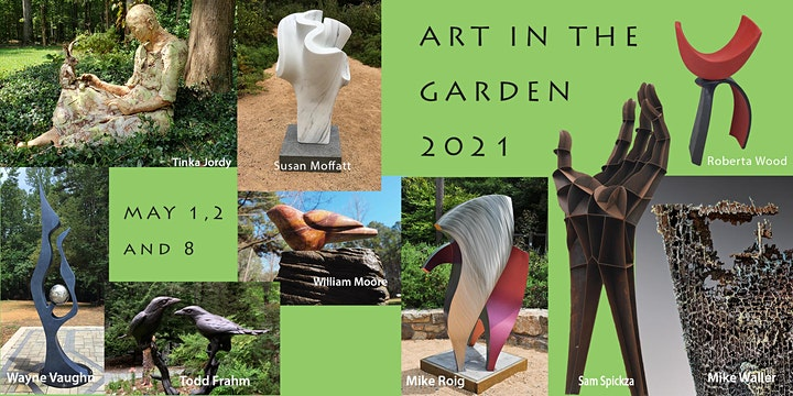 26th Annual Art in the Garden Sculpture Exhibition image