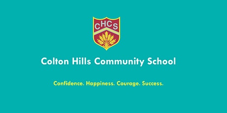 Colton Hills Community School - Year 10 Parent Forum tickets