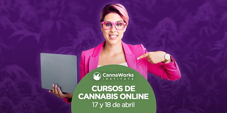 ONLINE | Cannabis Training Camp | CannaWorks Institute entradas