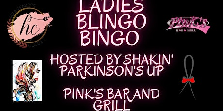 Ladies Blingo Bingo Parkinson's Awareness tickets
