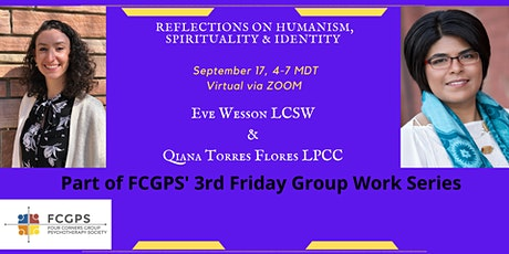 Reflections on Humanism, Spirituality & Identity tickets