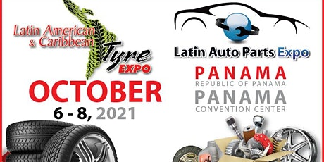 Latin Tyre & Auto Parts Expo tickets