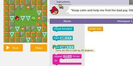 Basics of Block Coding - for 5th - 8th grade students tickets