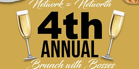 4th Annual Bosses Brunch tickets