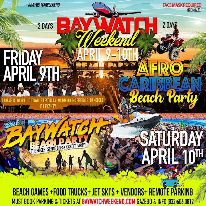 #BayWatchWeekend | 2Nights 2Days | Biggest Spring Break Sequence! image