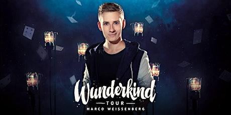 Marco Weissenberg - Magic Show tickets