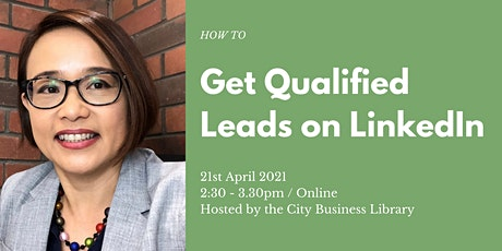 Get Qualified Leads from LinkedIn tickets