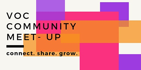 Voices of Colour Community Meet Up tickets
