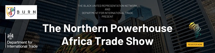 NORTHERN POWERHOUSE AFRICA TRADE SHOWCASE image