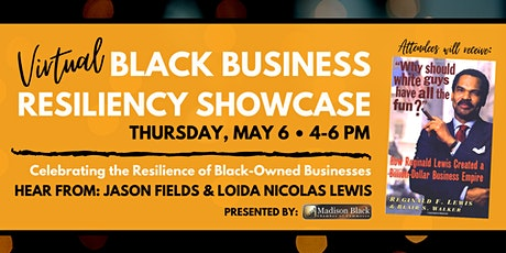 Virtual Black Business Resiliency Showcase tickets