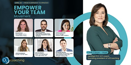 The Empower your Team Movement:  A panel discussion with industry experts tickets