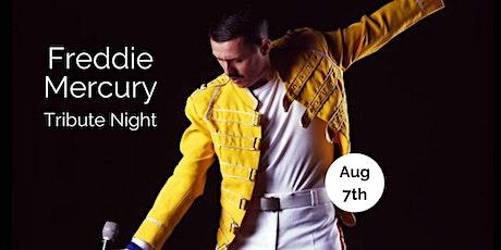 Freddie Mercury Tribute Night! tickets