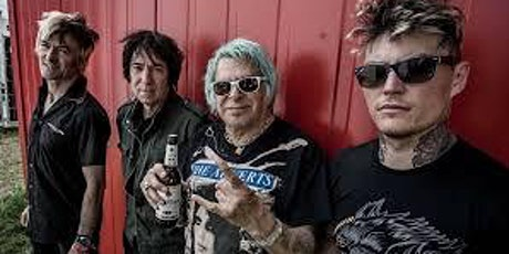 """UK Subs """"Play Brand New Age"""" Lewes Con Club tickets"""