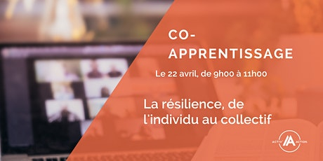 Co-apprentissage | La résilience billets