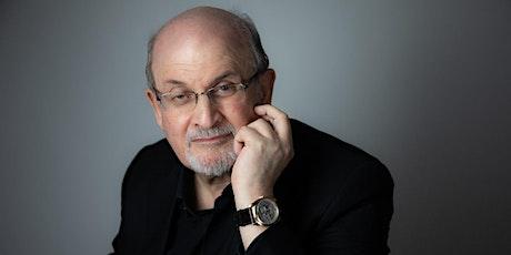Salman Rushdie: In Conversation tickets