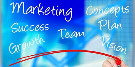 Marketing Strategy and Tactics for Small Business tickets
