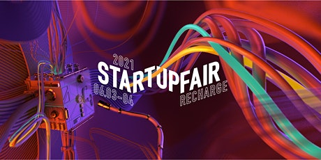 Startup Fair. Recharge 2021 tickets