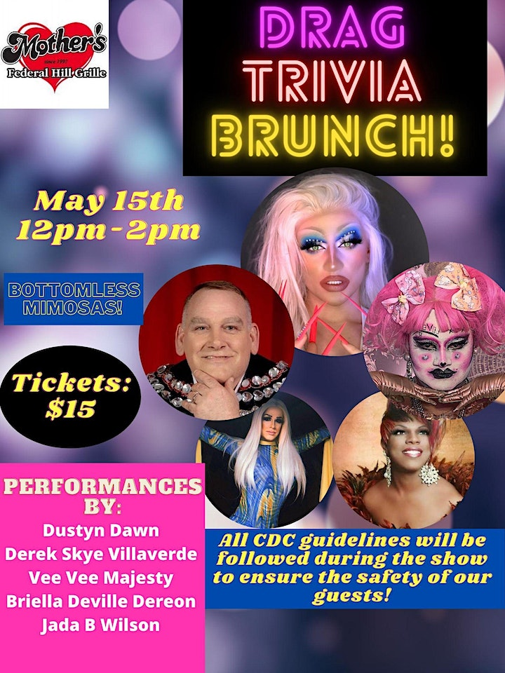 Absolutely Drag-ulous Brunch & Show image