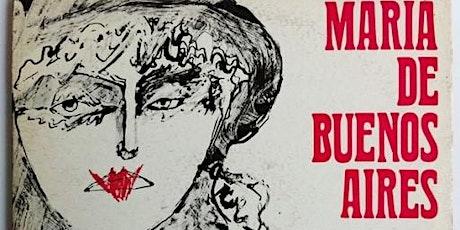 María de Buenos Aires, de Ástor Piazzola entradas