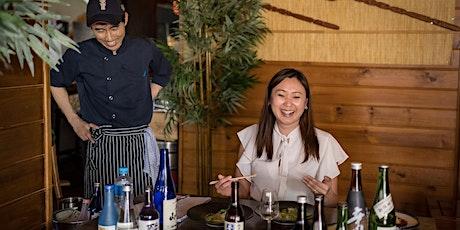 Autumn Sake Degustation tickets