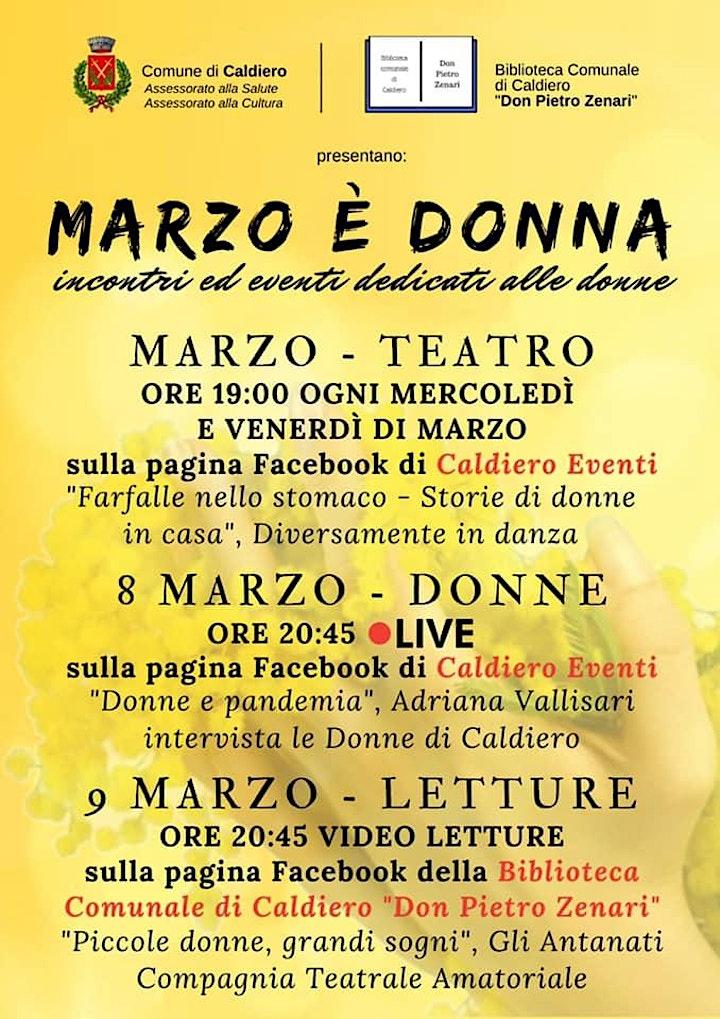 Immagine MARZO E' DONNA - CALDIERO EVENTI:  OTELLO - STREAMING DRAMA