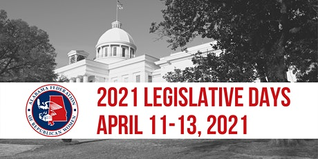 AFRW Legislative Days 2021 tickets