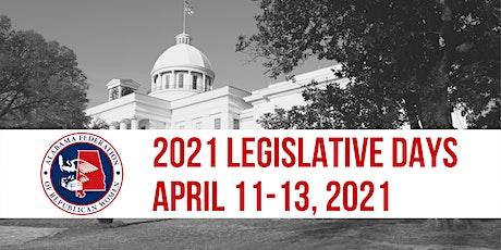 AFRW Legislative Days 2021 tickets