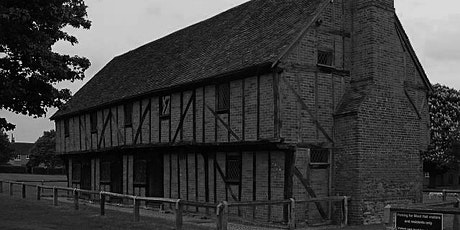 Ghost hunt at Moot Hall tickets