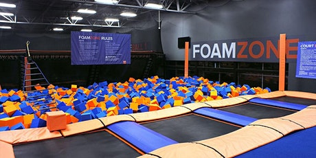 Skyzone Trip | April 25 | Cost $10 tickets