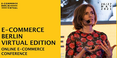 E-commerce Berlin Virtual Edition tickets