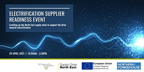 Electrification Supplier Readiness Event tickets
